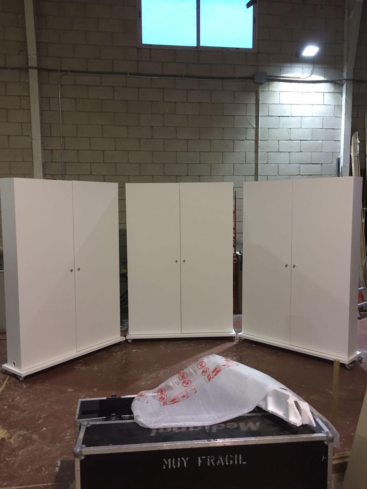 Muebles Para Encastrar Plasmas Nivel 2 Stands J P Carpinteros # Muebles Registrables